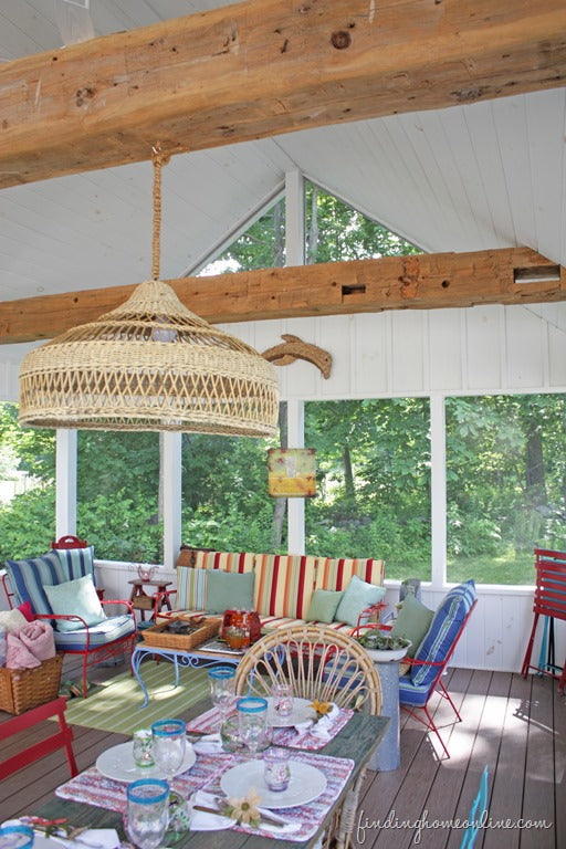 finding home screened porch 8