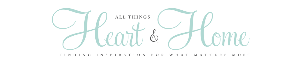 heart and home logo