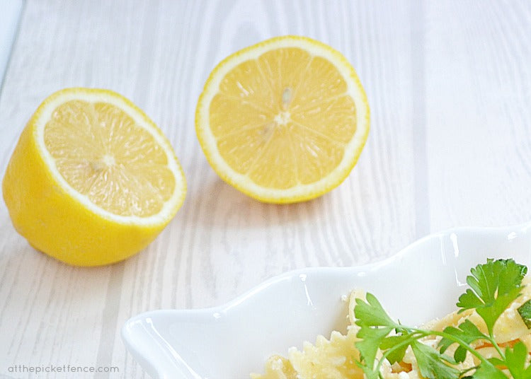 lemons at the picket fence