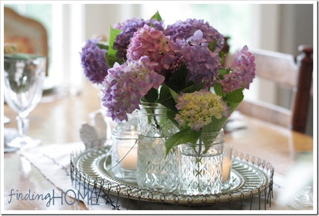 Decorating Ideas: Using flowers in your home