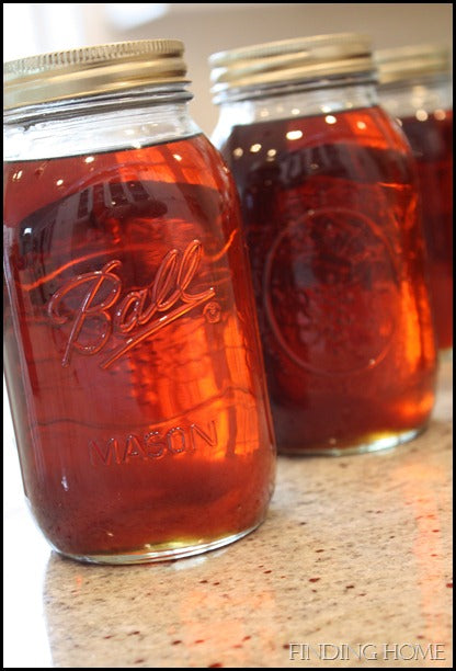 syrup making 028