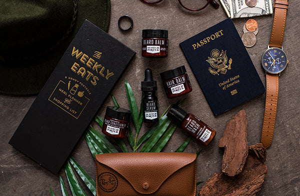 Scotch Porter Brand | Men's Grooming Products | Homepage