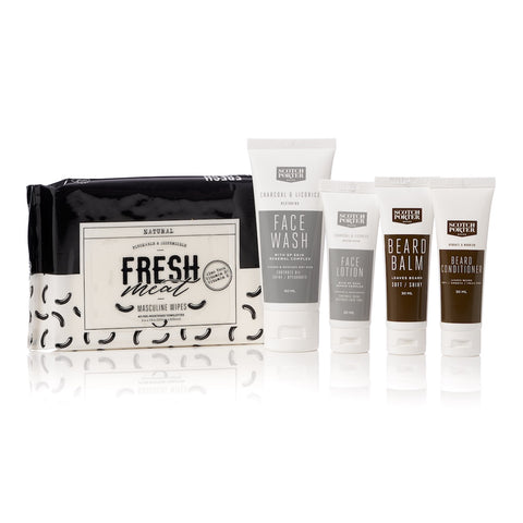 SP Club: Beard, Face & Fresh Meat Bundle