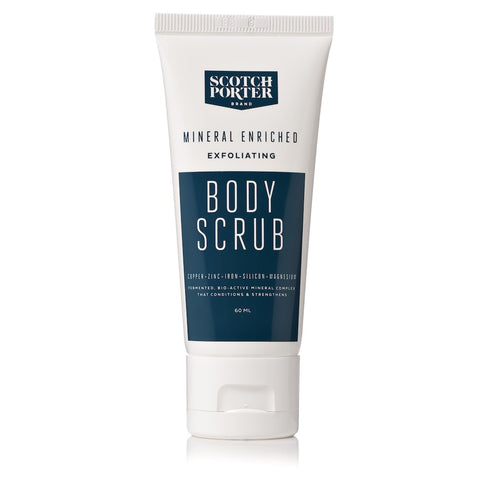 SP Club: Body Scrub