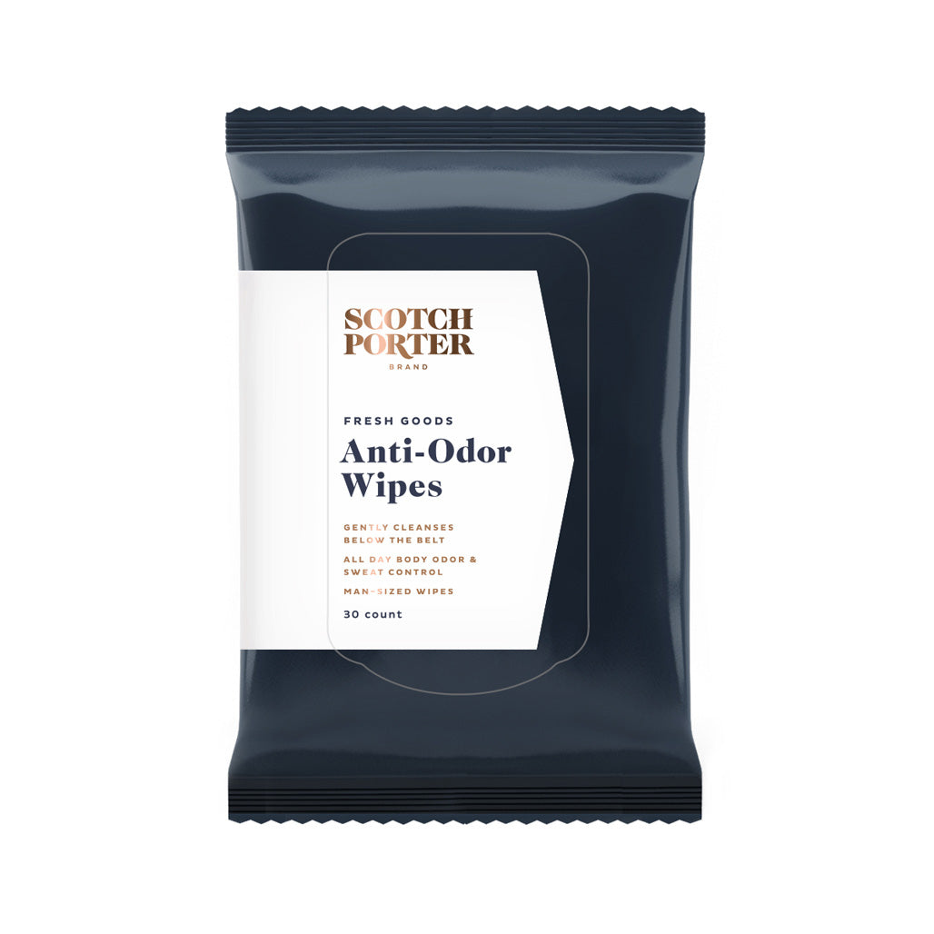 Anti-Odor Wipes (30 ct.)