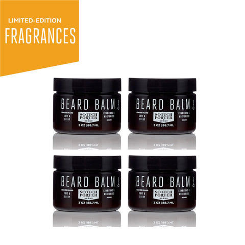 Beard Balm Collection: Limited-Edition Fragrances