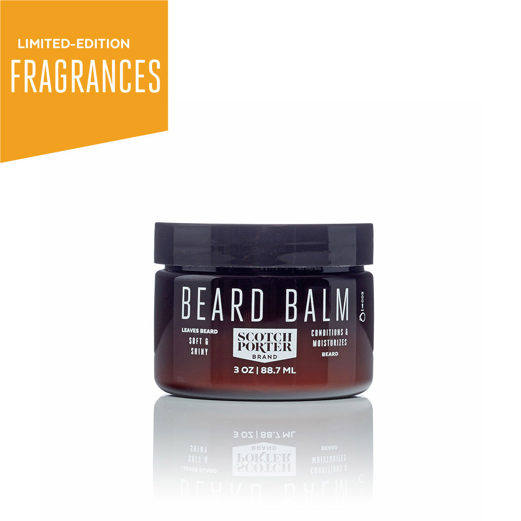 Beard Balm: Limited-Edition Fragrances