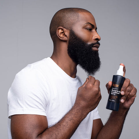 Beard & Hair Conditioner Spray