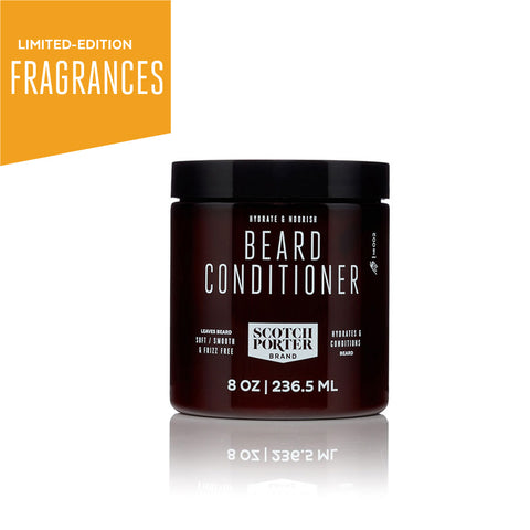 Beard Conditioner: Limited-Edition Fragrances