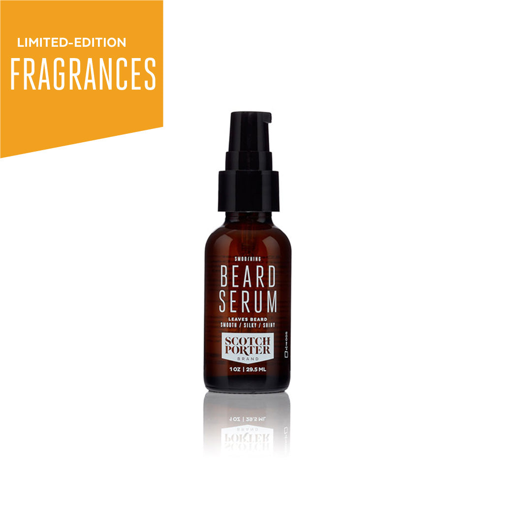 Beard Serum: Limited-Edition Fragrances