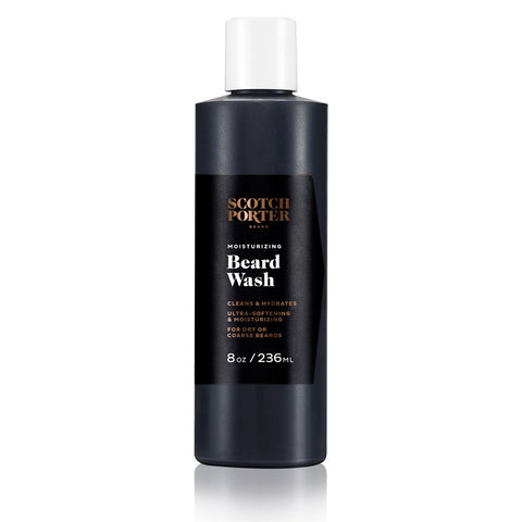 Moisturizing Beard Wash (4 oz.)
