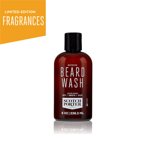 Beard Wash: Limited-Edition Fragrances