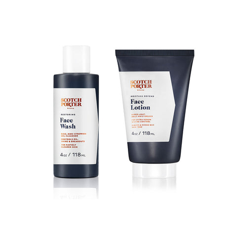 Daily Face Care Bundle