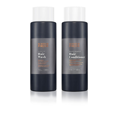 Daily Hair Care Bundle (Hair Wash & Conditioner)