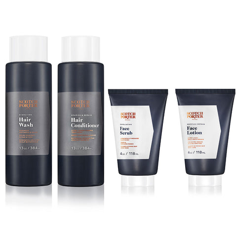 Essential Hair & Face Collection