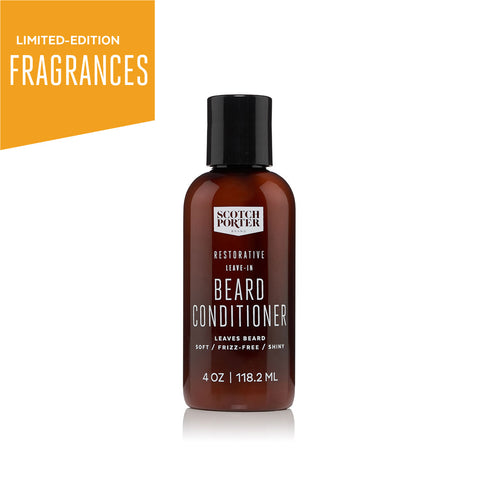 Leave-In Beard Conditioner: Limited-Edition Fragrances