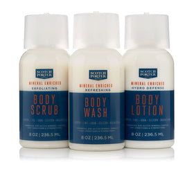 Mineral Enriched Body Collection
