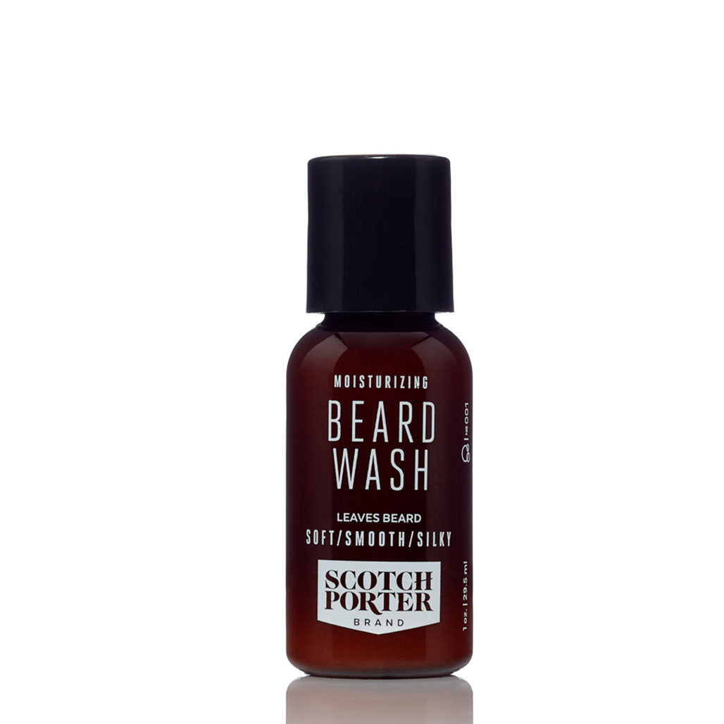 Moisturizing Beard Wash Sample