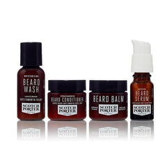 Travel-Sized Beard Collection