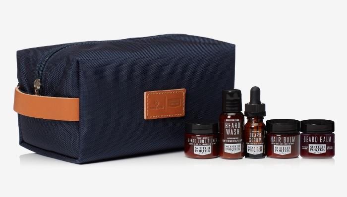 dopp kit and products