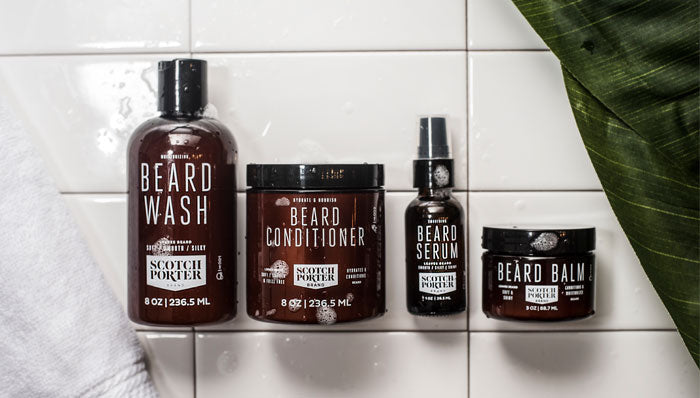 scotch porter men's grooming products