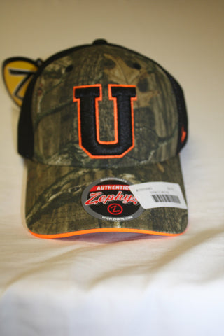 Scope U Camo Hat