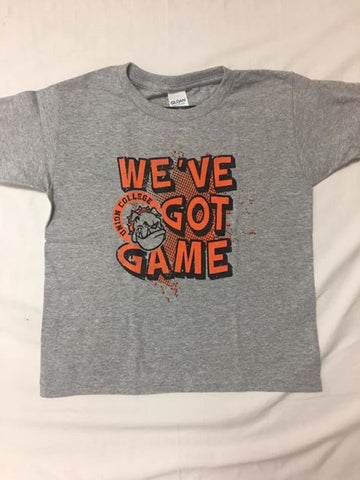 We've Got Game Kids Tee