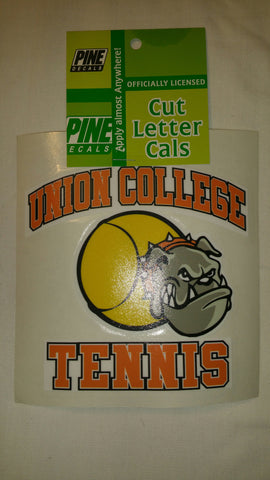 UC Tennis Decal