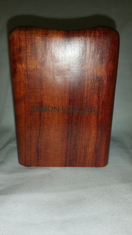Rosewood Pen Holder