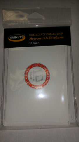 UC Seal Blank Note Cards