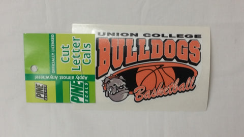UC Sport Sticker - Basketball