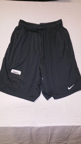Gray Nike Shorts W/Pockets