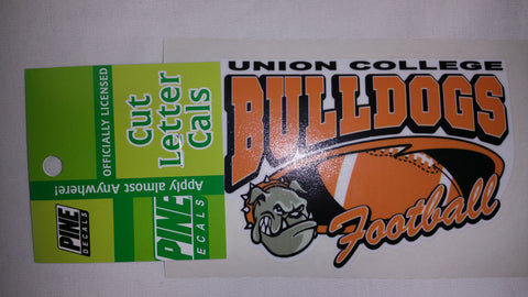 UC Sport Sticker - Football