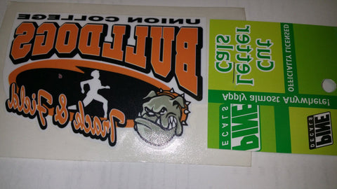 UC Sport Sticker - Track and Field