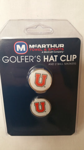 U Golf Ball Marker