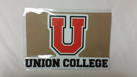 White UC Magnet