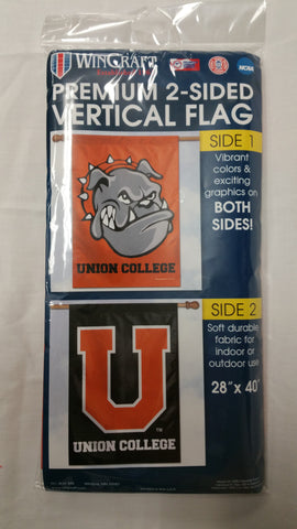 Bulldog Head/U Banner