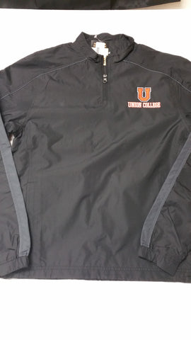 U 1/4 Zip Windshirt