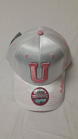 Ladies Powder Puff U Hat