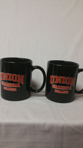Union College Grandparents Mugs