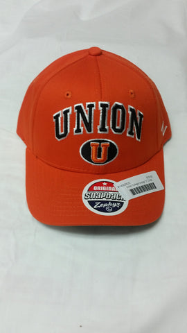 Union Colleg Orange U Z-Hat