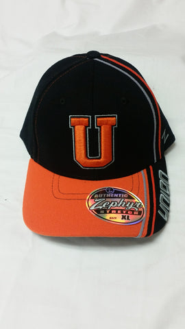 "U ""Back slash"" Hat"
