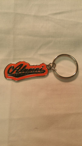 Union Alumni Key Tag