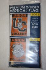 Premium 2-Sided Union College Flag