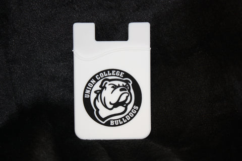 White Phone Wallet