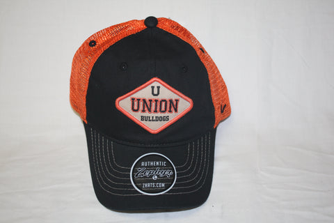 Union College Roadside Black and Orange Z-Hat