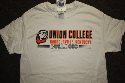 Barbourville KY White Union Tee