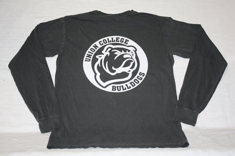 Pepper Union College Circle Logo L/S Shirt