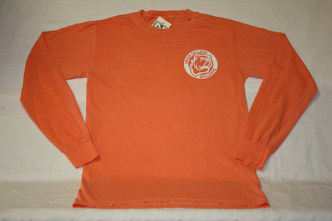 Melon Union College Circle Logo L/S Shirt