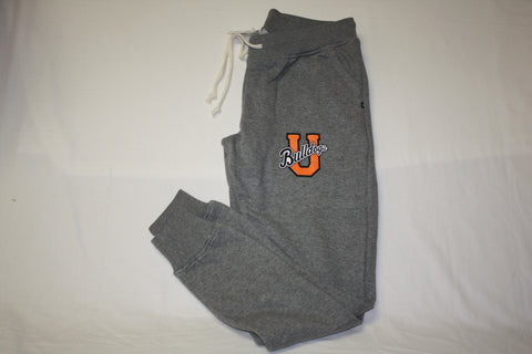 Ladies Gray Jogger Pants